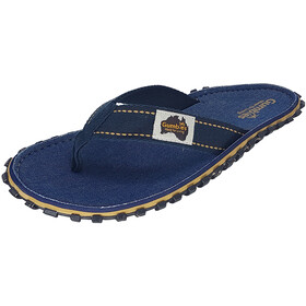 GUMBIES Islander Sandali, dark denim